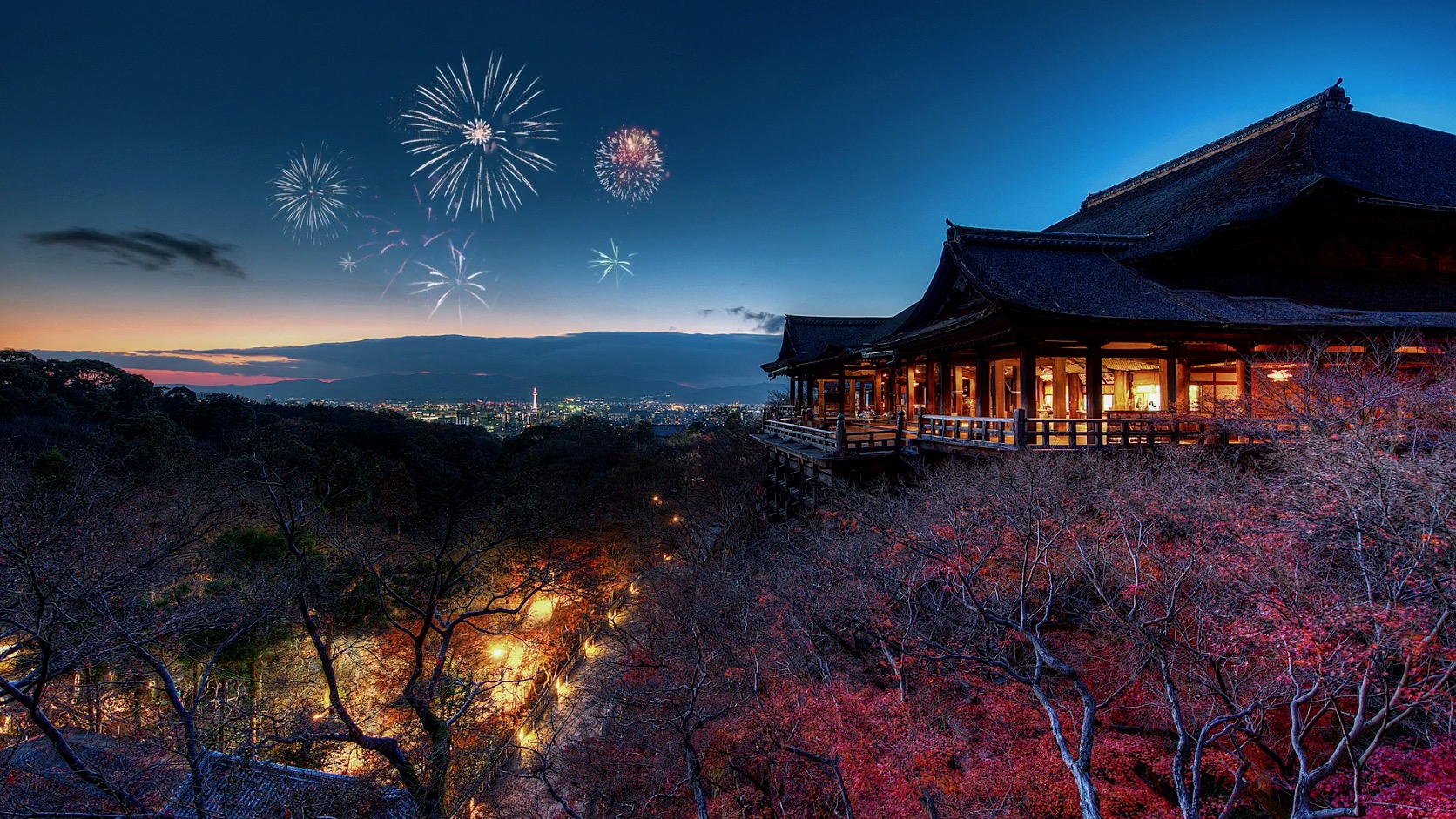 Best Home Weather Station 2020.Celebrate The New Year In Kyoto New Year Campaign 2020