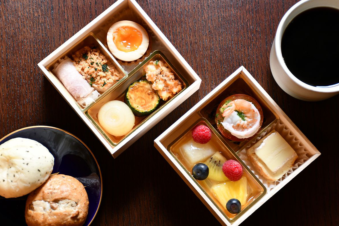 Machiya Breakfast Bento