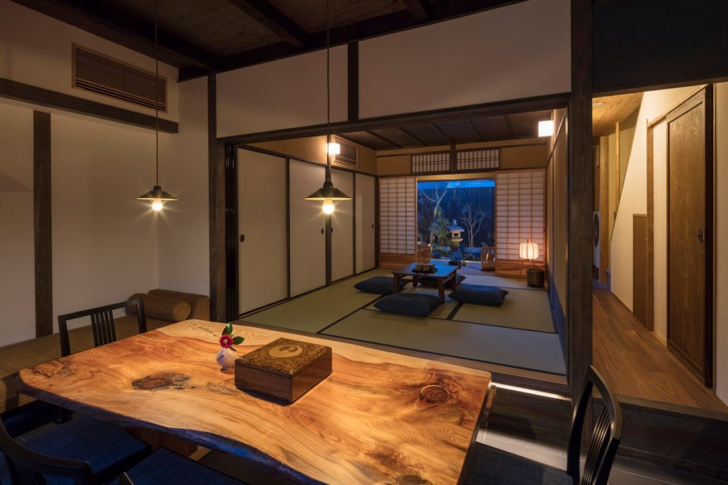 kyoto house for rentYoitsubaki