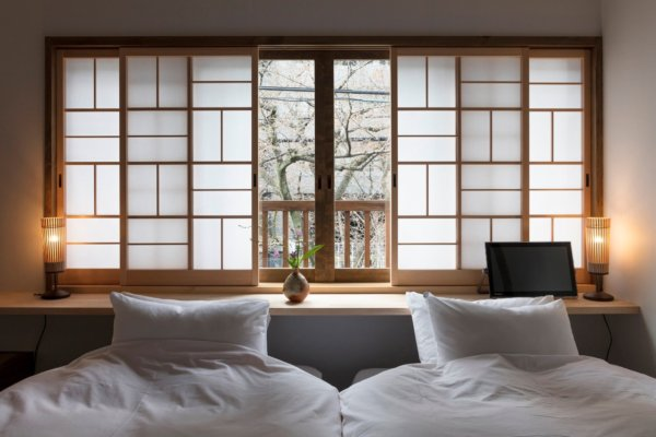machiya stay kyoto innHanagoromo