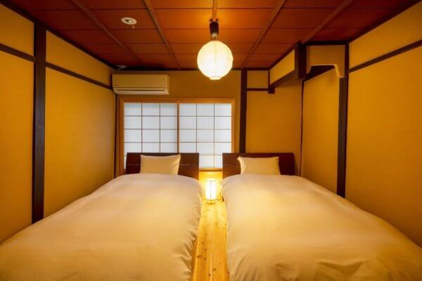 machiya stay kyotoKumashu-an