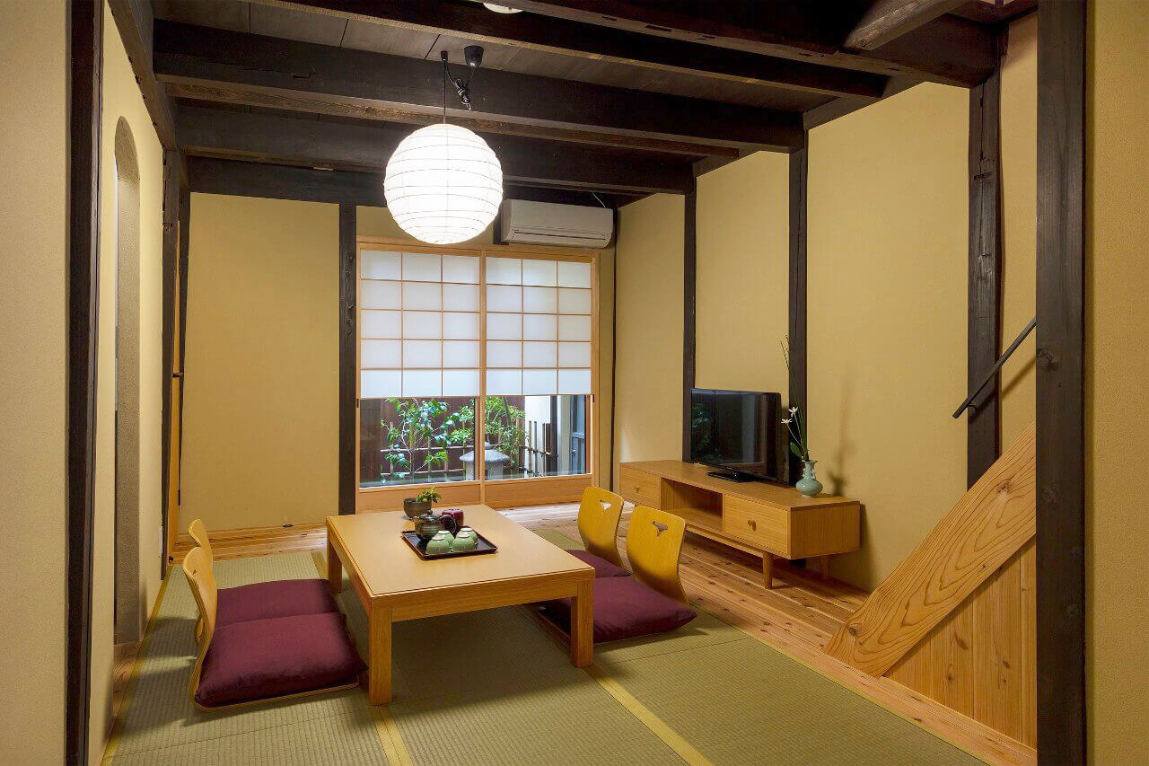 'Kumashu-an' Machiya House
