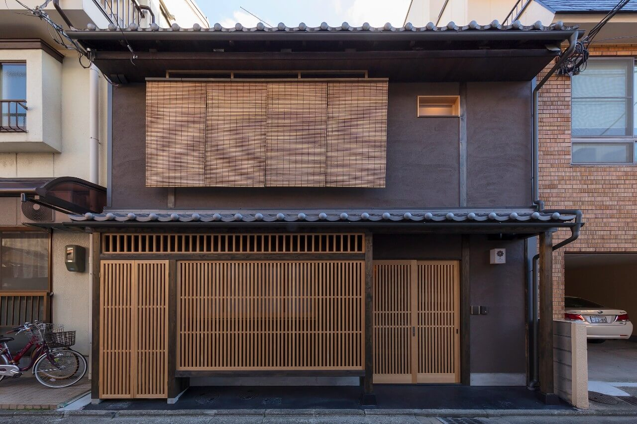'Ayaginu' Machiya House