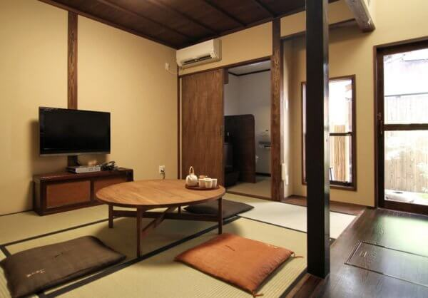machiya stay kyotoKohaku-an