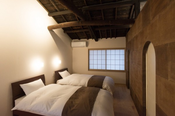 machiya stay kyoto innKakishibu-an