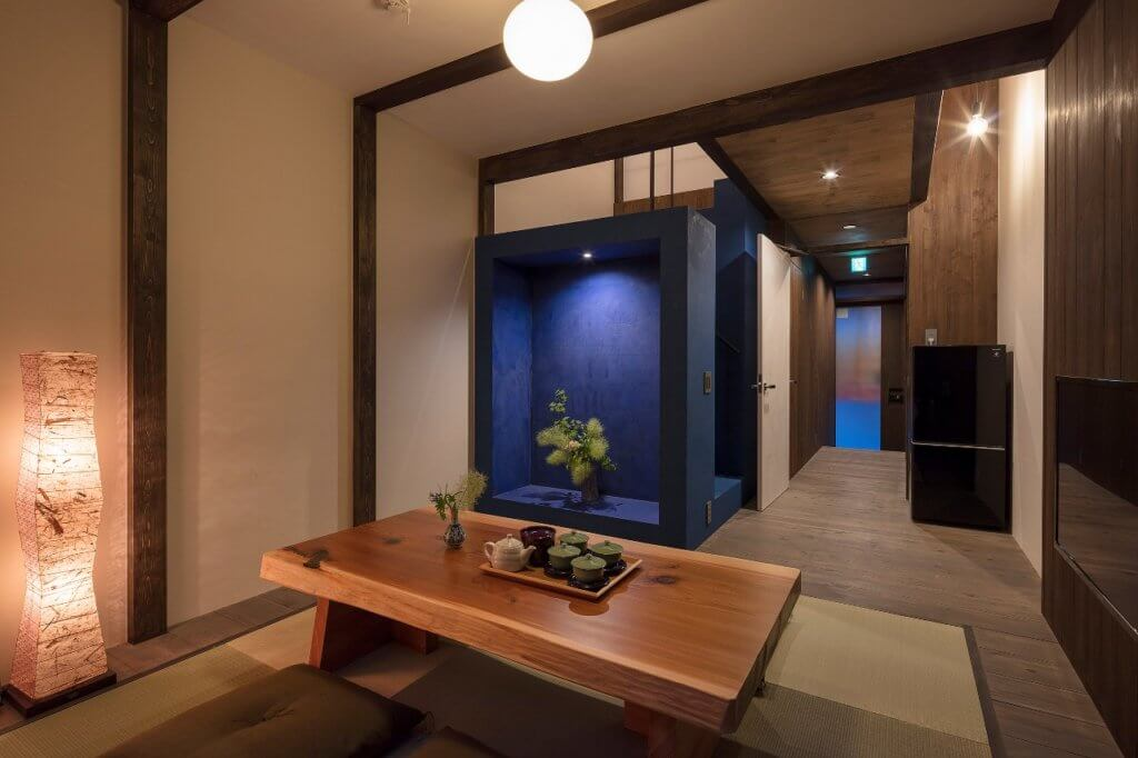 kyoto house for rentAkebono-an
