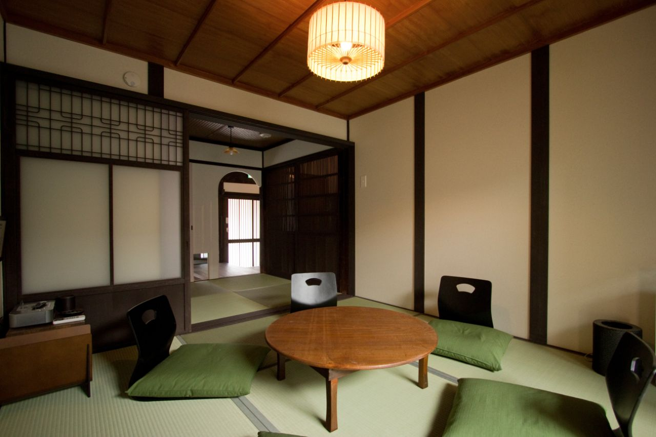 'Anzu-an' Machiya House