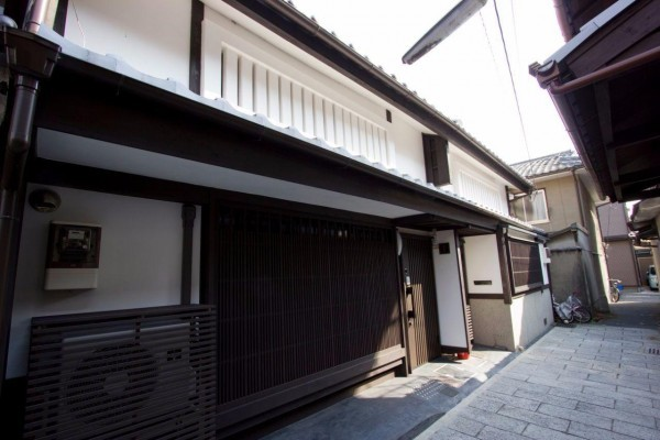 machiya stay kyoto innAkane-an