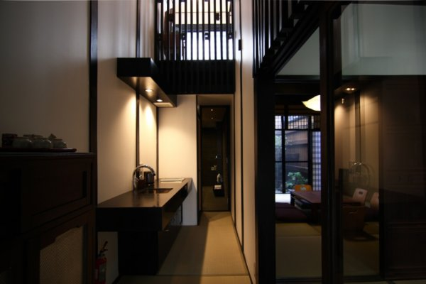 machiya stay kyoto innShobu-an