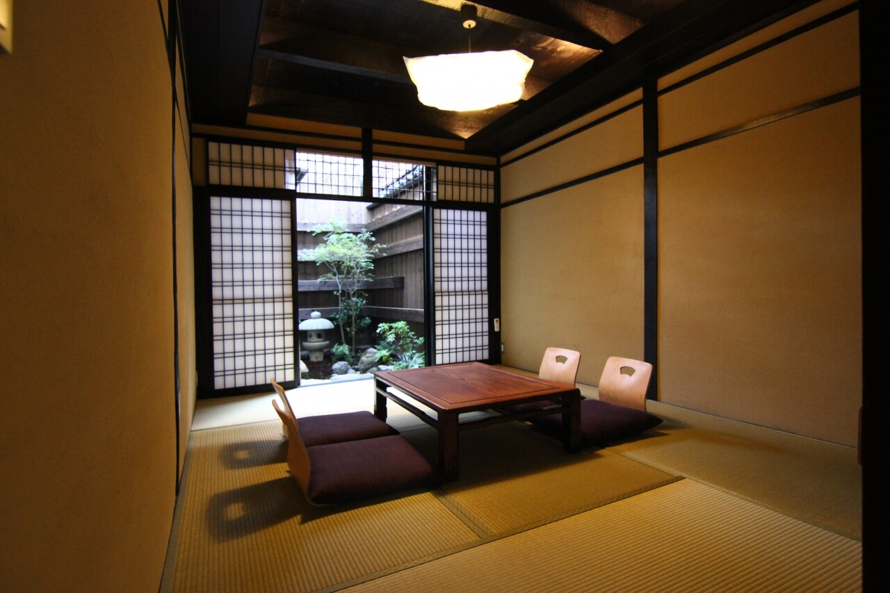 Shobu An Machiya Residence Inn Holiday Rental Houses In Kyoto Japan - Architecture-design-in-kyoto-japan