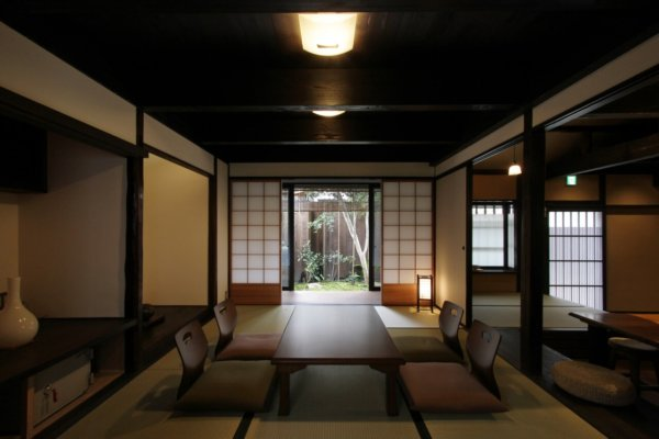 machiya stay kyoto innMomohana-an