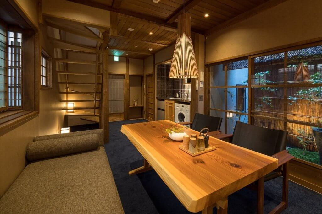 kyoto house for rentBonbori-an