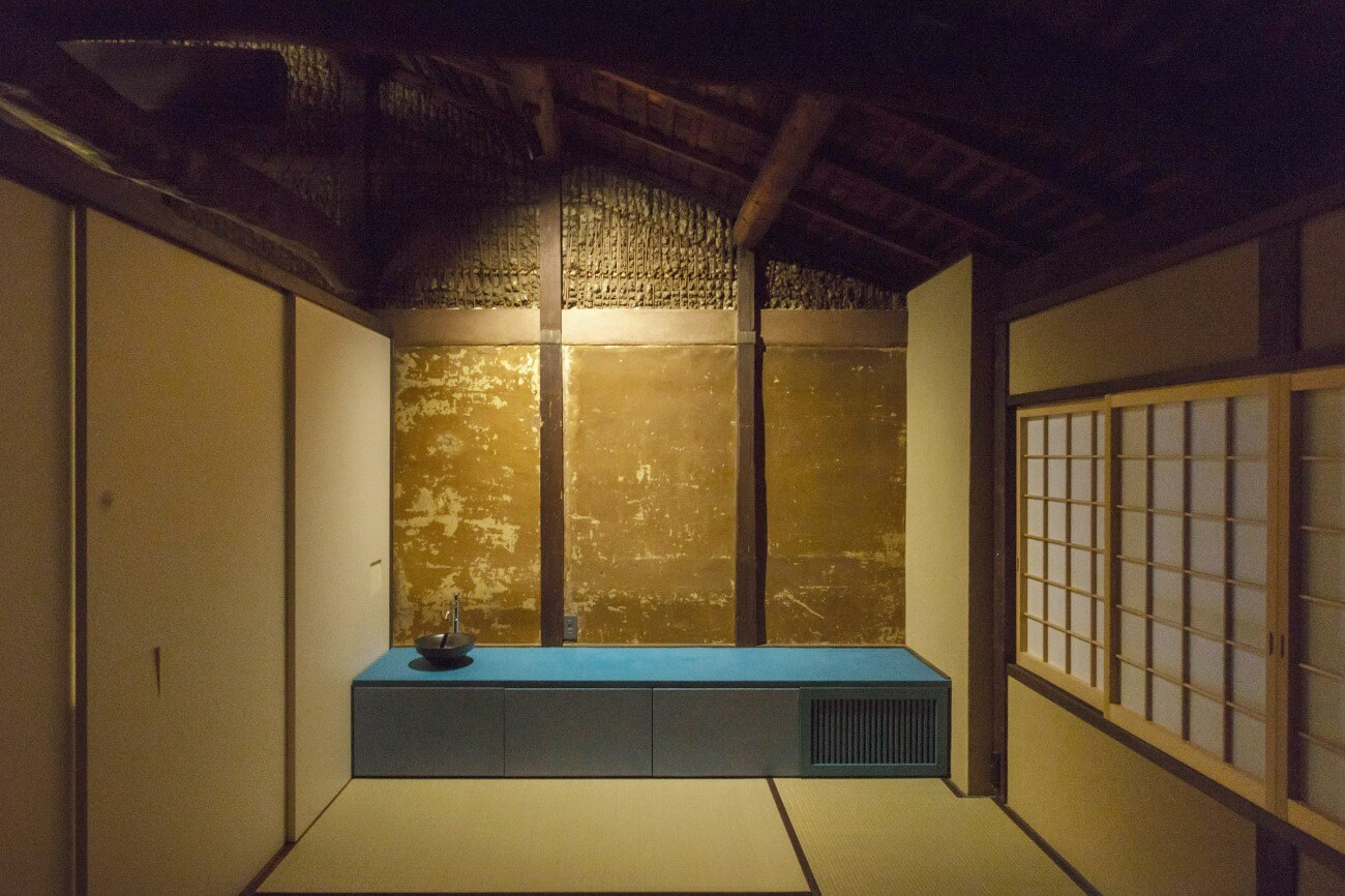 'Asagi-an' Machiya House