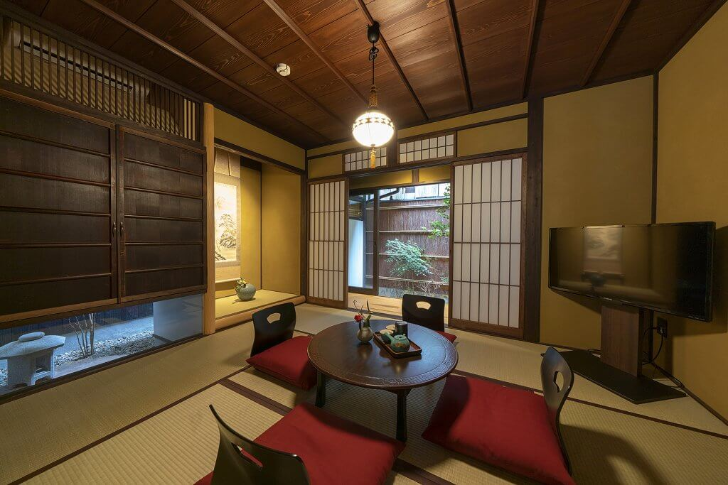 kyoto house for rentShakudo-an