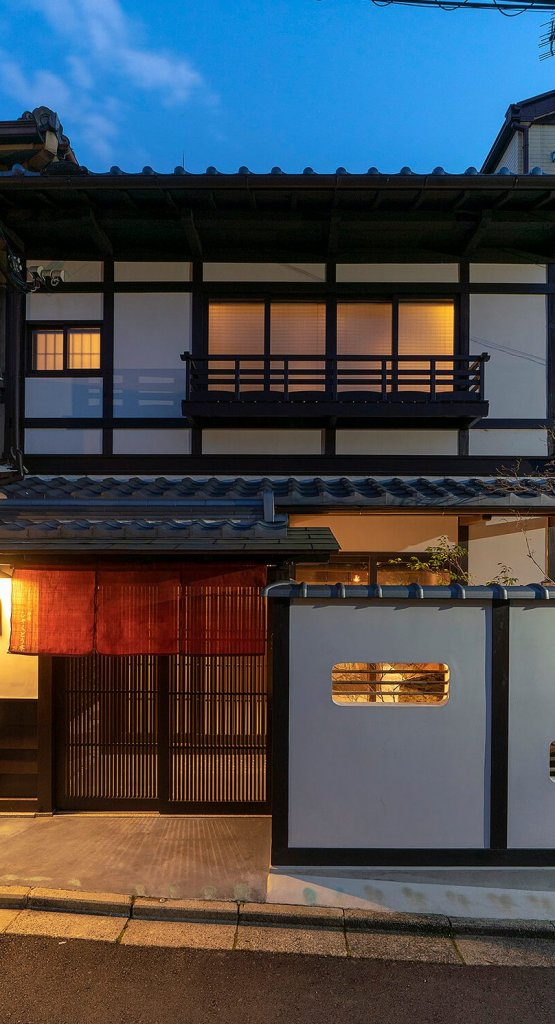 'Shakudo-an' Machiya House